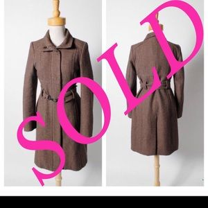 Benetton Jackets & Coats - [SOLD] FINAL MARKDOWN Lovely Benetton Winter Coat